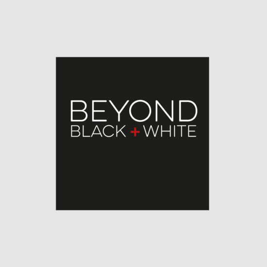 Brand identity - Beyond Black and White