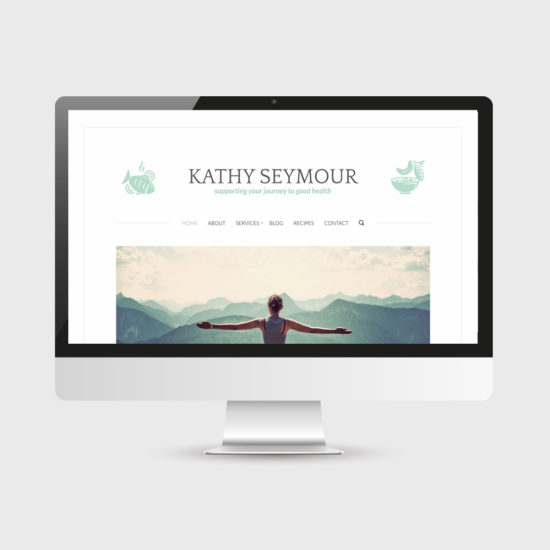 Web Design - Kathy Seymour