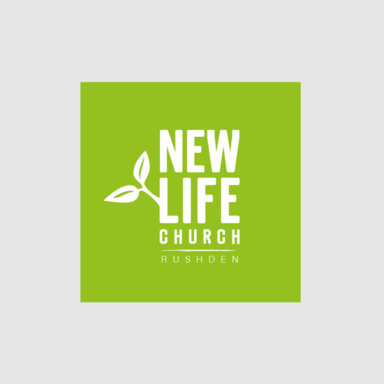Brand identity - New Life Church